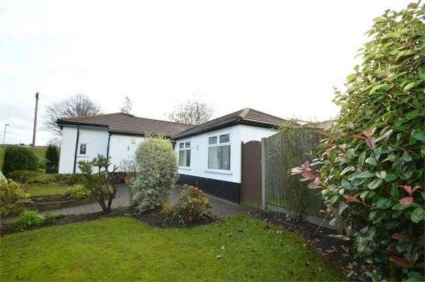 3 Bedrooms Detached Bungalow for sale in Scholes Lane, Prestwich, MANCHESTER, Lancashire