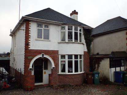 3 Bedrooms Detached House for sale in Girton Road, Cannock, Staffordshire