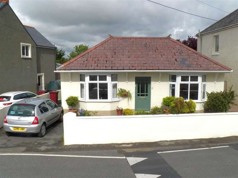 3 Bedrooms Property for sale in Newtown Road, Hook, Haverfordwest