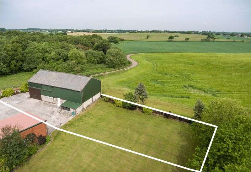 Land Commercial for sale in Plot at Dam House, Bradley Lane, Standish, WN6 0XE
