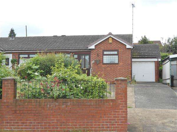 2 Bedrooms Bungalow for sale in although not signed, Rawmarsh, Rotherham