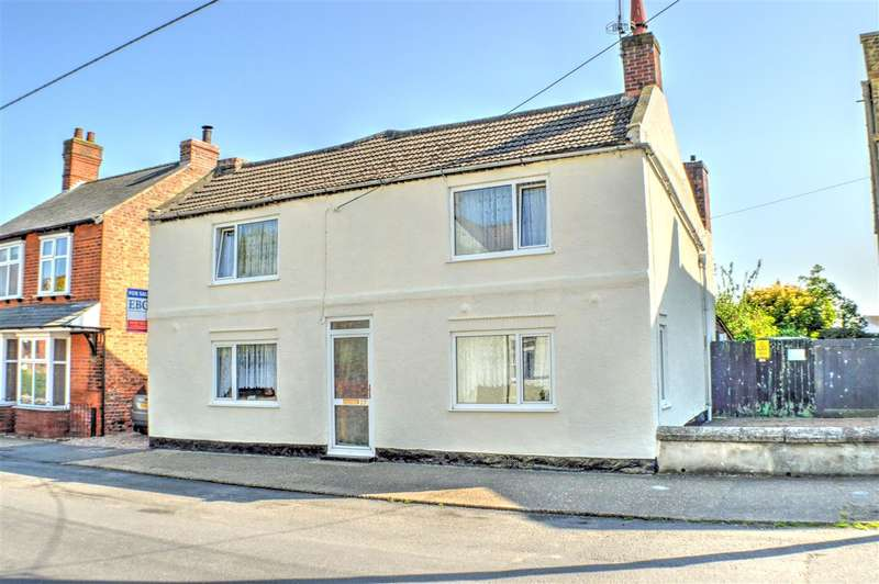4 Bedrooms Detached House for sale in Victoria Street, Billinghay