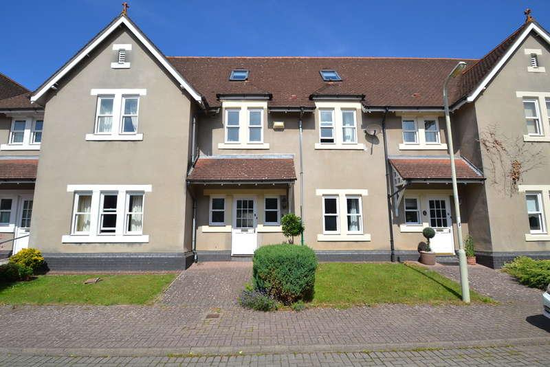 4 Bedrooms Mews House for sale in 21 Preswylfa Court, Merthyr Mawr Road, Bridgend, Bridgend County Borough, CF31 3NX