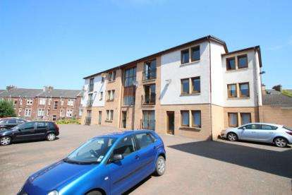 2 Bedrooms Flat for sale in Quarry Street, Hamilton