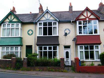 3 Bedrooms Semi Detached House for sale in Exmouth, Devon
