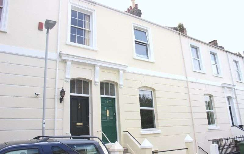 3 Bedrooms Terraced House for sale in Haystone Place, Off North Road West, Plymouth