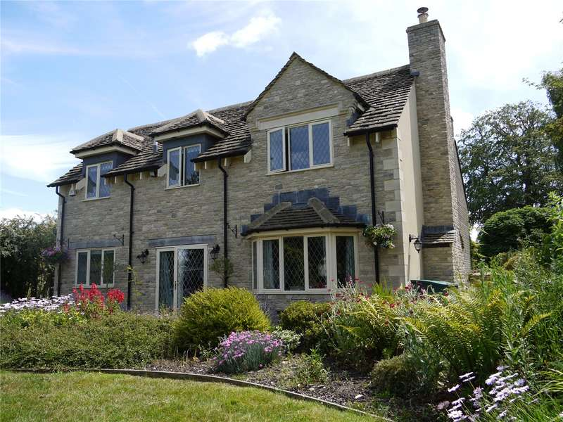 6 Bedrooms Detached House for sale in The Street, Alderton, Chippenham, Wiltshire, SN14