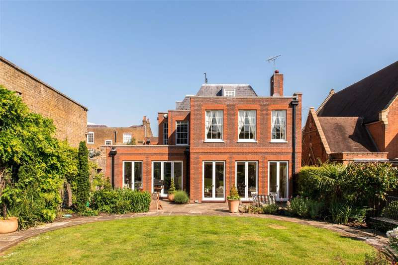 8 Bedrooms Detached House for sale in Ormond Road, Richmond, TW10