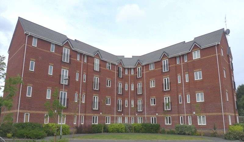 3 Bedrooms Flat for sale in Waterside Gardens, The Valley, Bolton