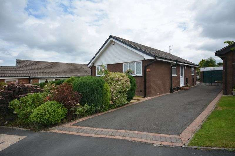 3 Bedrooms Detached Bungalow for sale in Fernlea Avenue, Oswaldtwistle