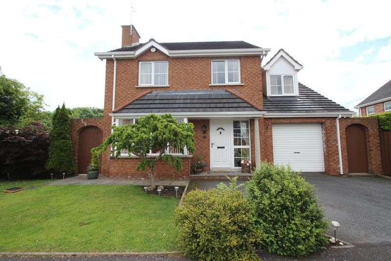 5 Bedrooms Detached House for sale in 120 Breagh Hill, Portadown