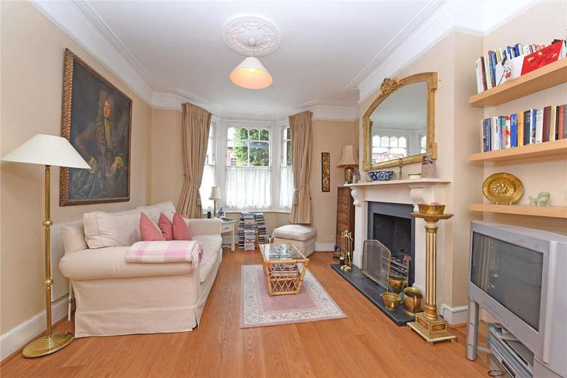 3 Bedrooms Terraced House for sale in Engadine Street, London, SW18