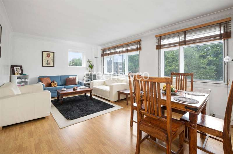 3 Bedrooms Flat for sale in Sheridan Court, Belsize Road, South Hampstead, London, NW6