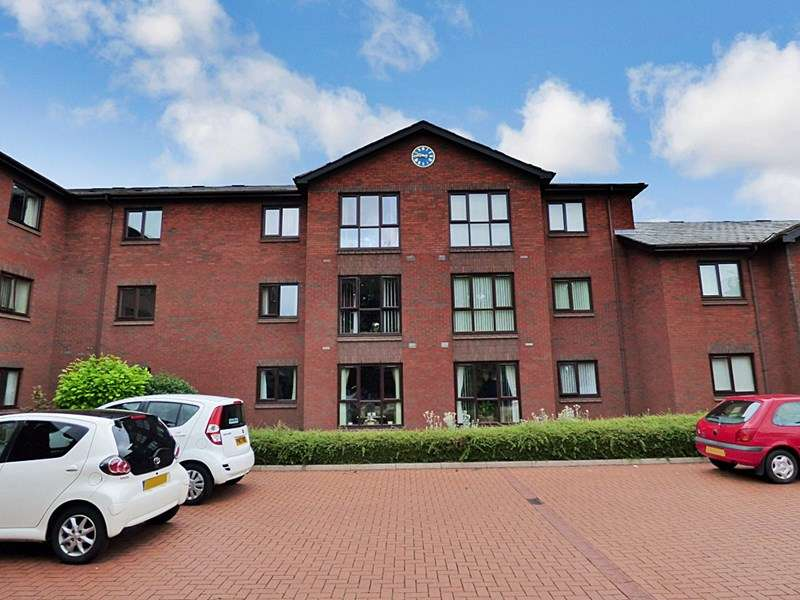 1 Bedroom Retirement Property for sale in The Fountains, Ormskirk, L39 1ND