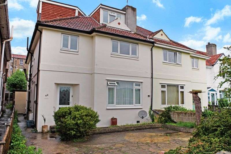 3 Bedrooms Flat for sale in Ridgeway Avenue, Weston-Super-Mare