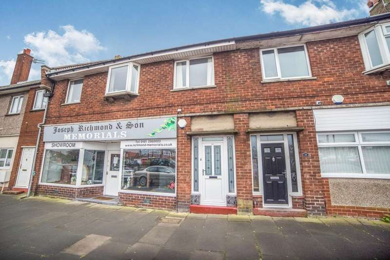 2 Bedrooms Flat for sale in Coast Road, North Shields, NE29