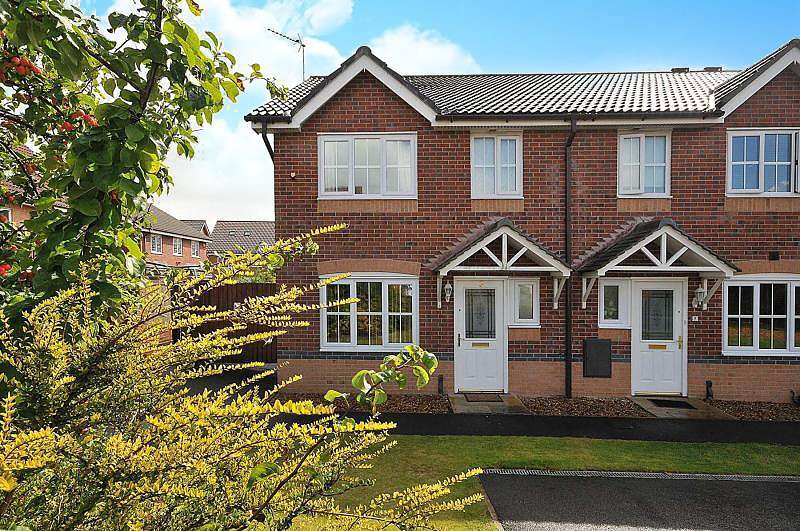 3 Bedrooms House for sale in 3 bedroom Mews End of Terrace in Hartford