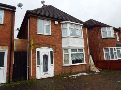3 Bedrooms Detached House for sale in Beech Drive, Braunstone, Leicester, Leicestershire