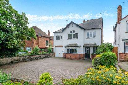 4 Bedrooms House for sale in Coalway Road, Penn, Wolverhampton, West Midlands