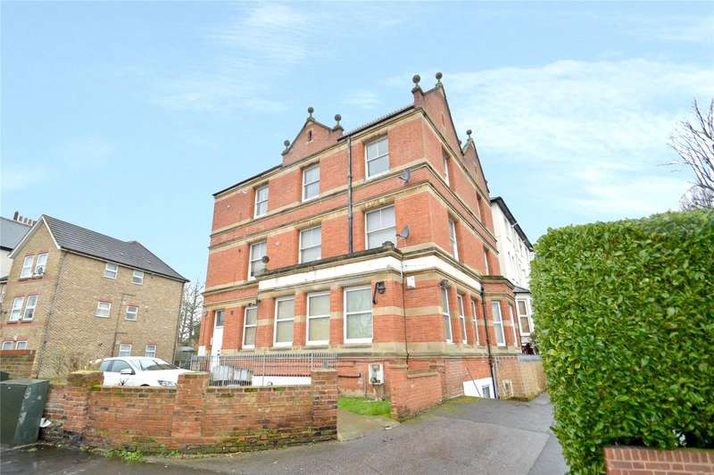 2 Bedrooms Apartment Flat for sale in Lower Addiscombe Road, Croydon