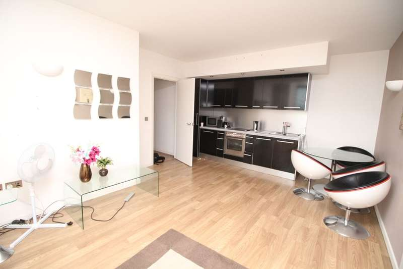 2 Bedrooms Flat for sale in West Point Wellington Street, Leeds, LS1