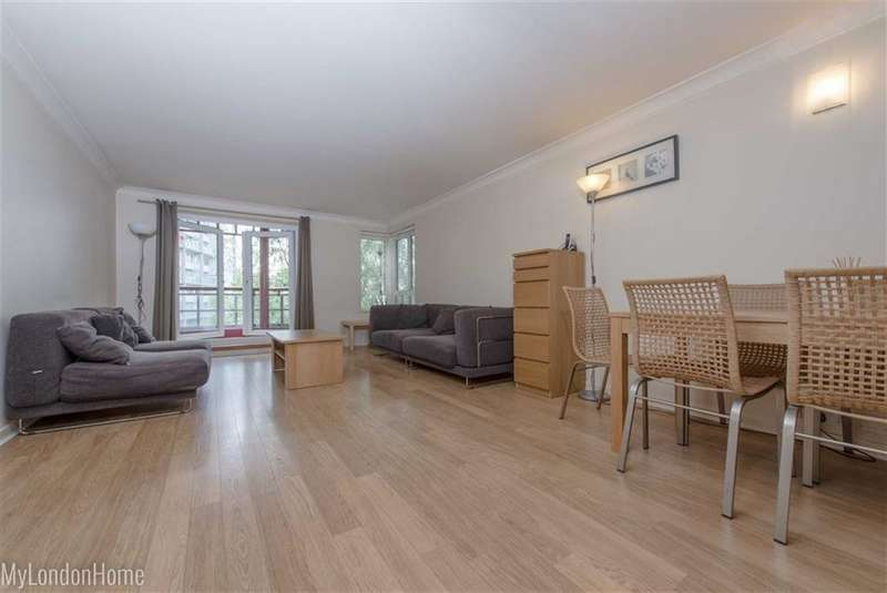 2 Bedrooms Property for sale in Johnson Lodge, Admiral Walk, Westbourne Park, London, W9