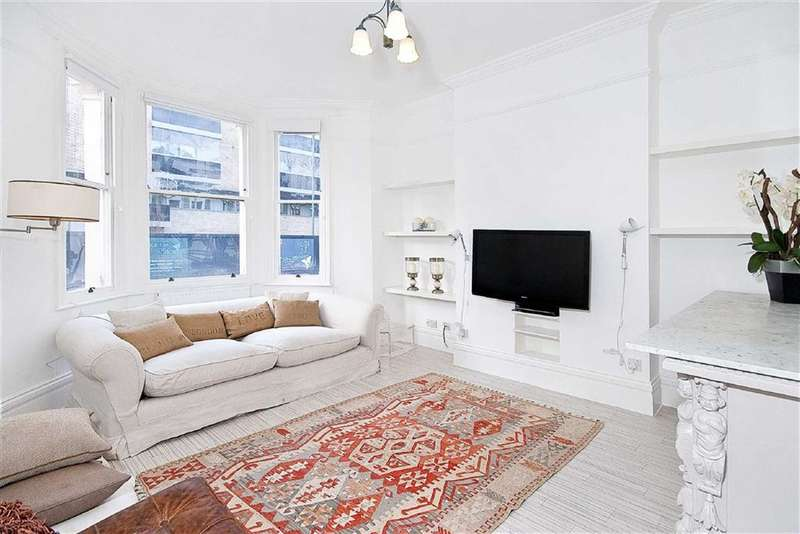 3 Bedrooms Flat for rent in Kilburn Park Road, Maida Hill, NW6