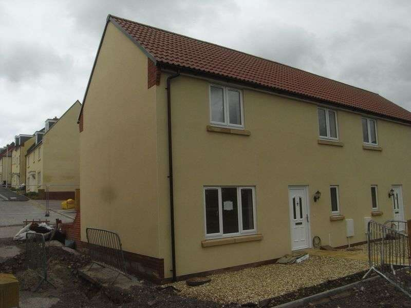 3 Bedrooms Semi Detached House for sale in Dukes Way, Axminster
