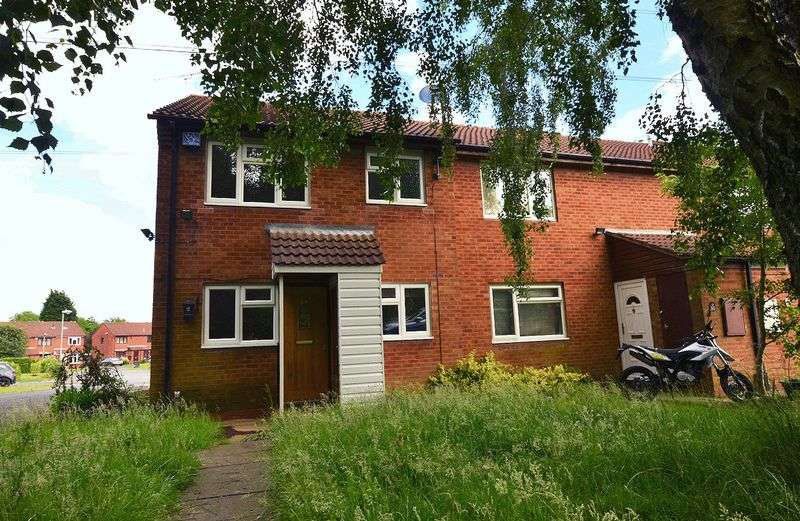 1 Bedroom Terraced House for sale in Nailers Close, Bartley Green
