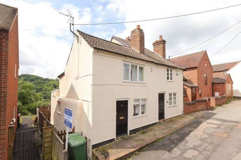 2 Bedrooms Semi Detached House for sale in Belmont Road, Ironbridge