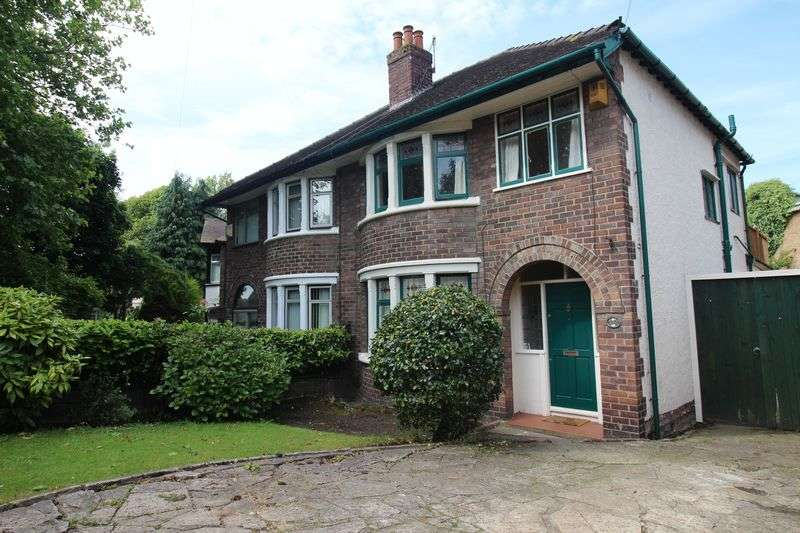 3 Bedrooms Semi Detached House for sale in Old Chester Road