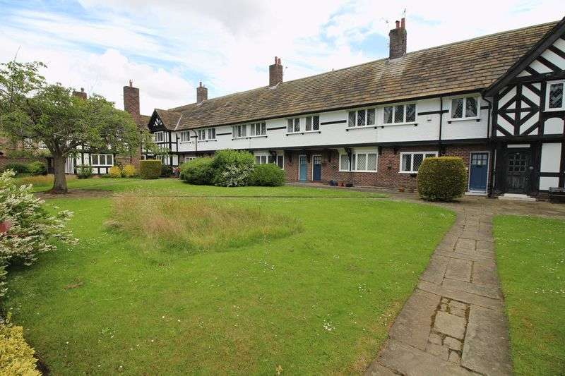 3 Bedrooms Terraced House for sale in Greendale Road, Port Sunlight