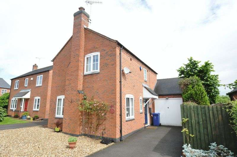 3 Bedrooms Detached House for sale in SHOTWOOD CLOSE, ROLLESTON ON DOVE