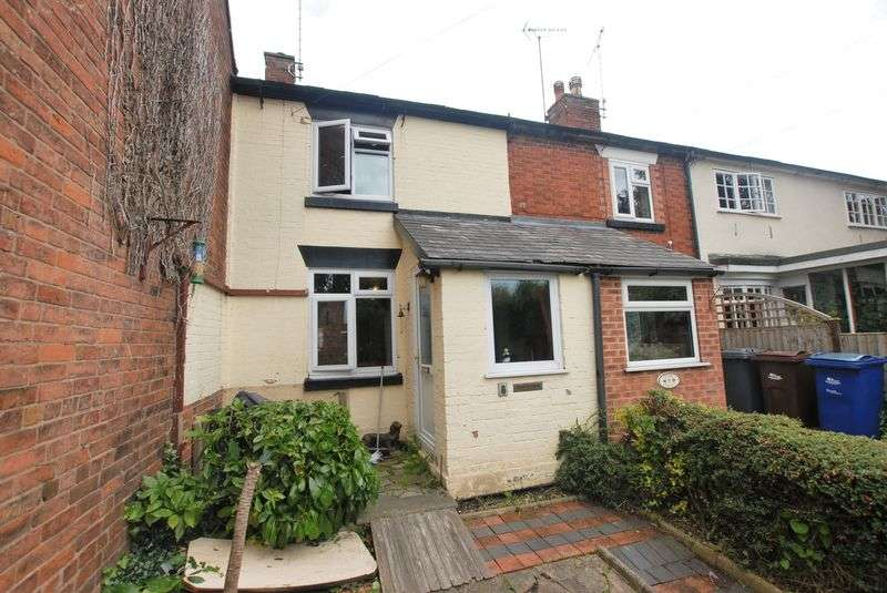 2 Bedrooms Semi Detached House for sale in Park Street, Uttoxeter
