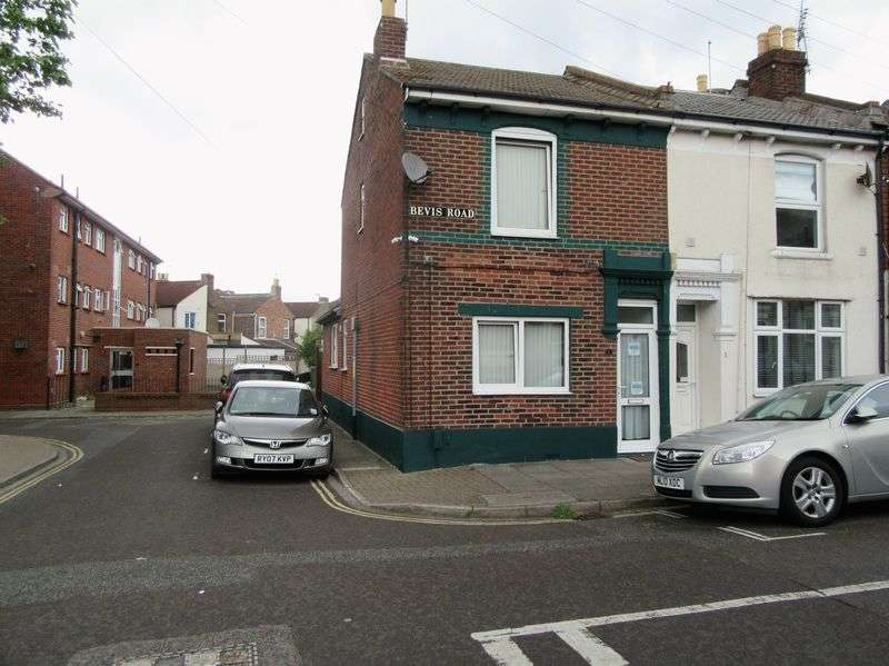3 Bedrooms Terraced House for sale in Bevis Road, North End, Portsmouth