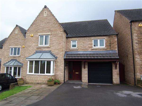 4 Bedrooms Detached House for sale in Grange Gardens, Loscoe