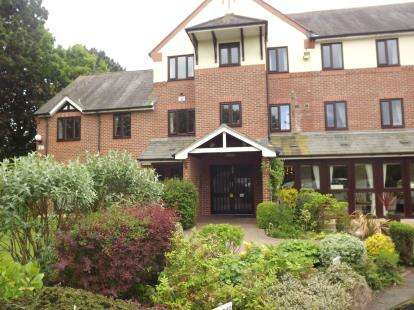 1 Bedroom Retirement Property for sale in Cromwell Court, Beam Street, Nantwich, Cheshire