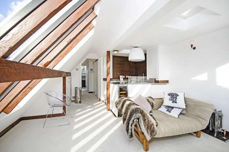2 Bedrooms Flat for sale in Golders Green, Golders Green, NW11