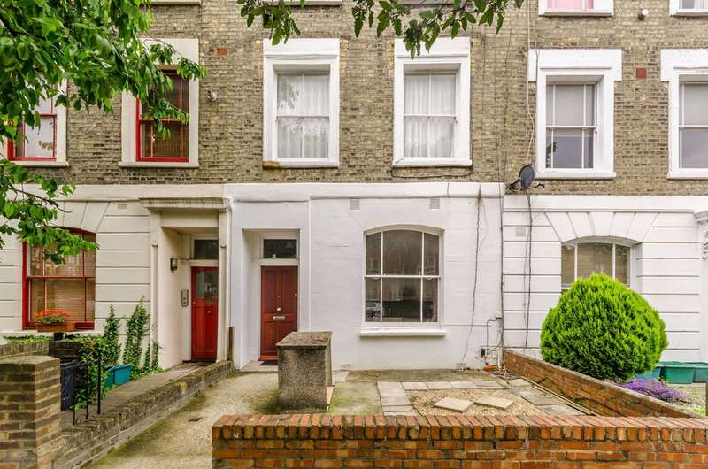 1 Bedroom Flat for sale in Axminster Road, Holloway, N7