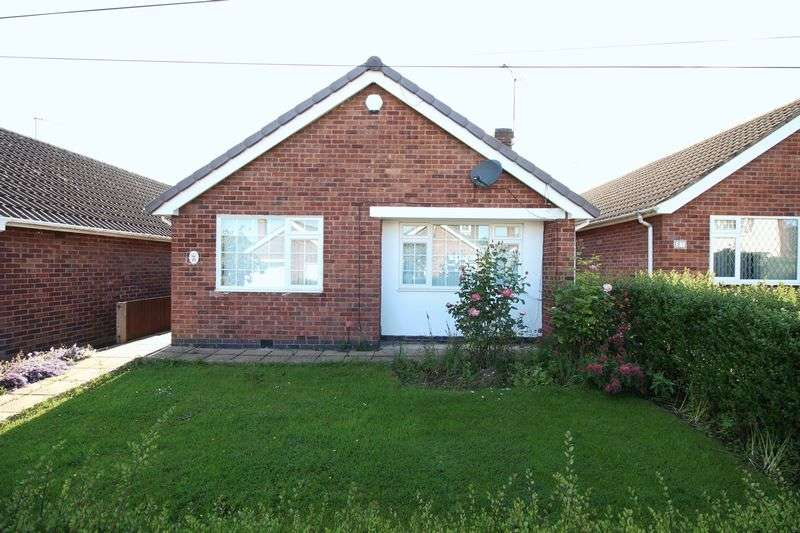 2 Bedrooms Detached Bungalow for sale in Milner Crescent, Coventry