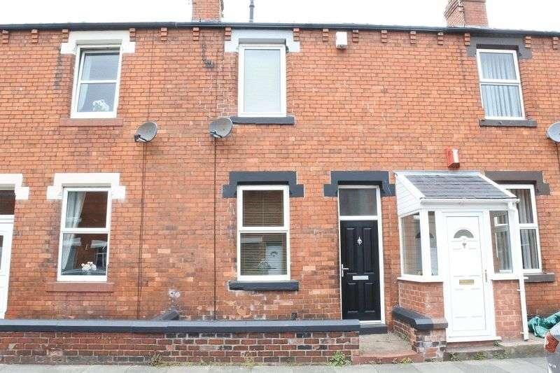 2 Bedrooms Terraced House for sale in Harrison Street, Carlisle