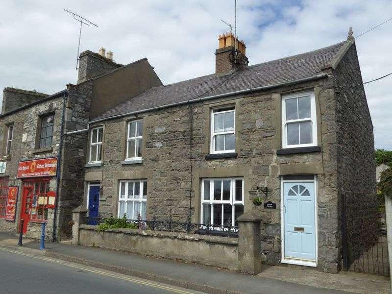 2 Bedrooms Semi Detached House for sale in Main Road, Ballasalla, IM9 2DA