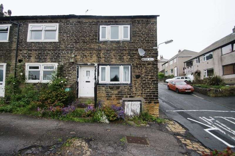 3 Bedrooms House for sale in Water Hill, Sowerby Bridge
