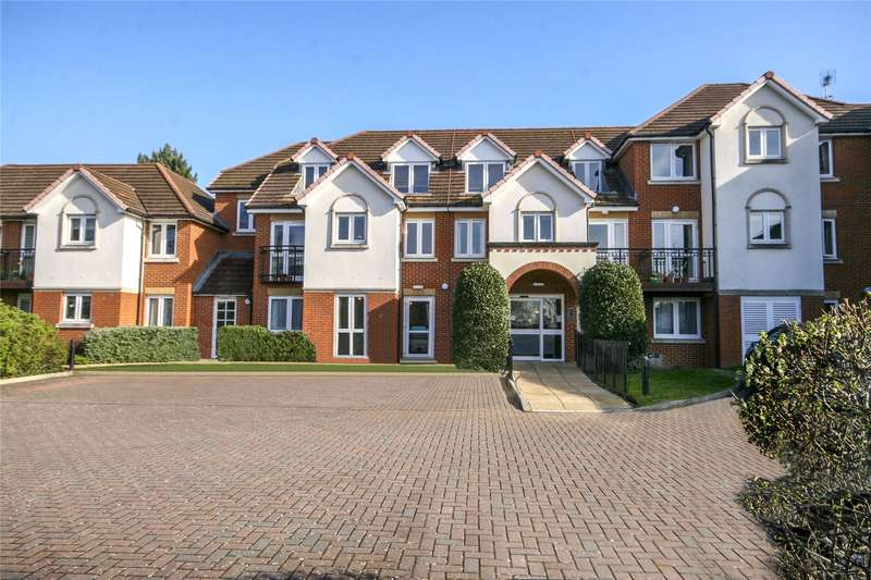 1 Bedroom Apartment Flat for sale in Mead Court, 281 Station Road, Addlestone, Surrey, KT15