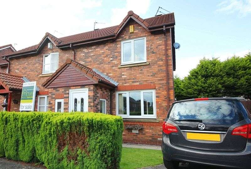2 Bedrooms Semi Detached House for sale in Olive Grove, Wavertree, Liverpool, L15