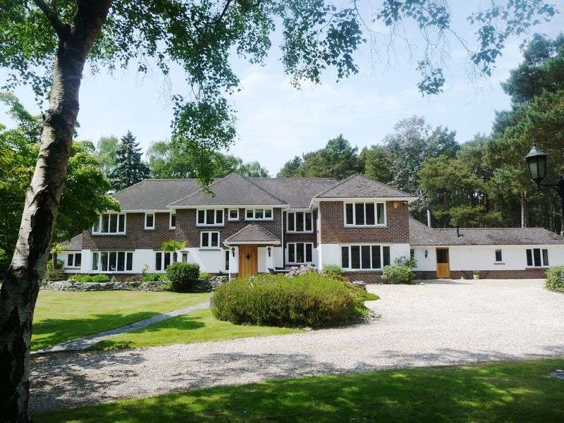 5 Bedrooms Detached House for sale in Boldre, Lymington, SO41 8PL