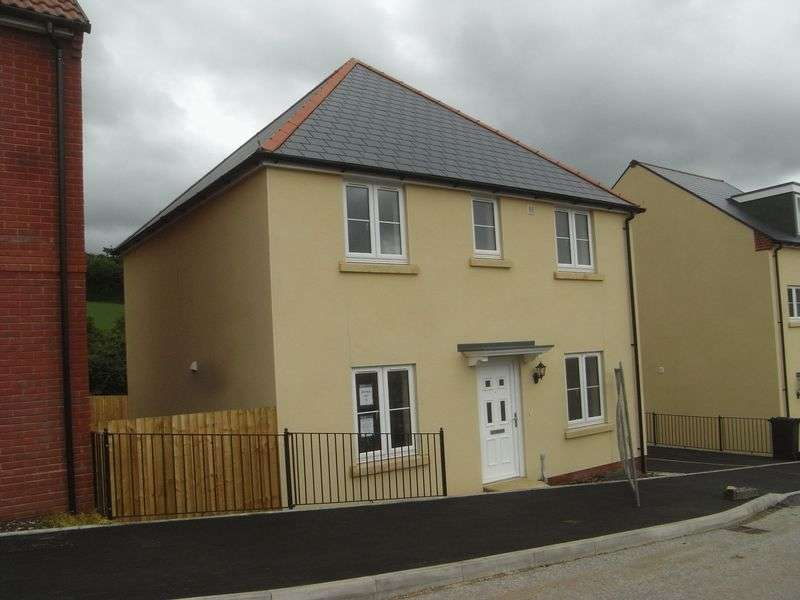 3 Bedrooms Detached House for sale in Axminster
