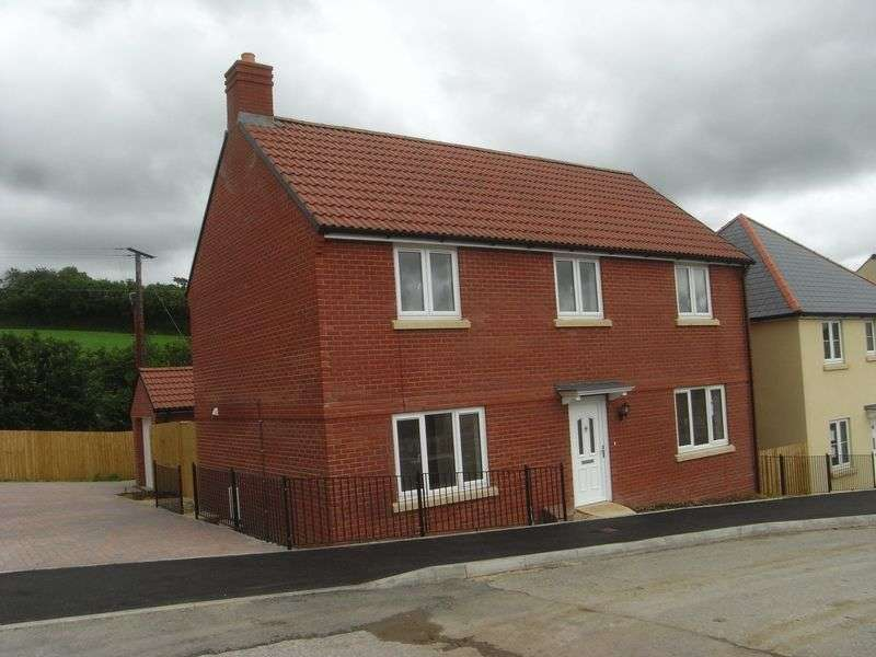 4 Bedrooms Detached House for sale in Axminster