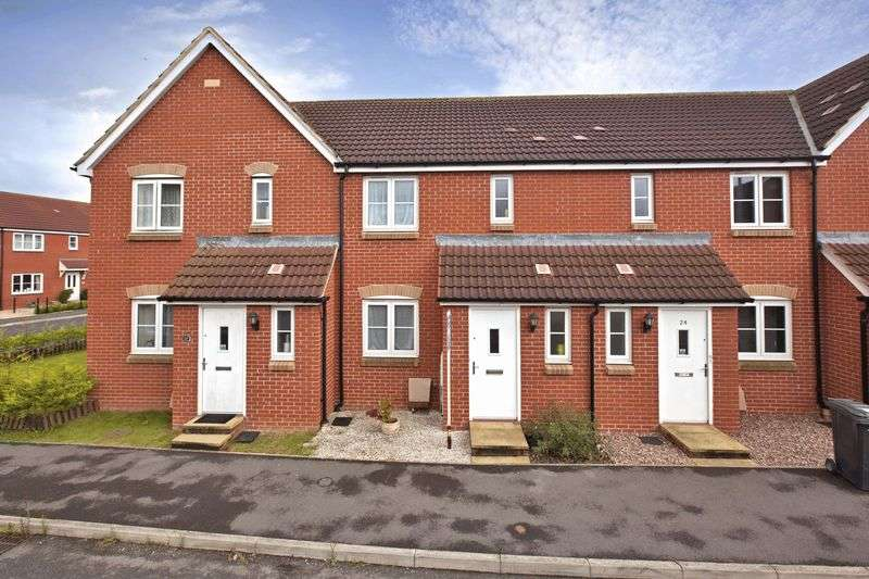 3 Bedrooms Terraced House for sale in Cheviot Street, Stockmoor, Bridgwater
