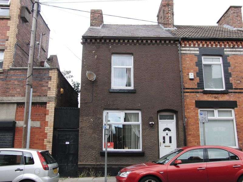 3 Bedrooms Terraced House for sale in Andrew Street, Liverpool